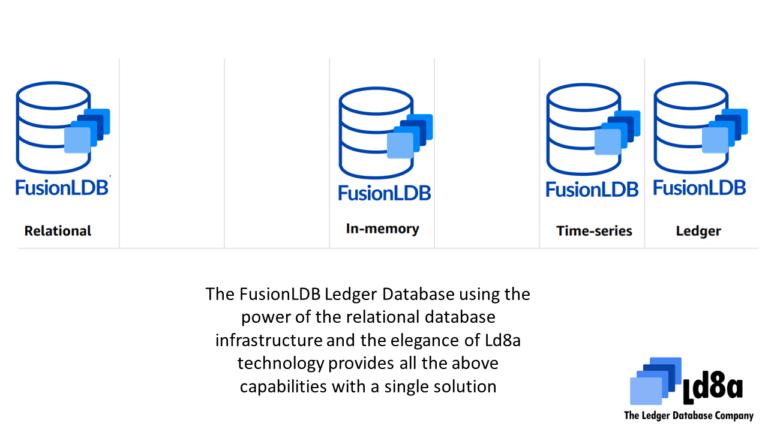 FusionLDB Database slide