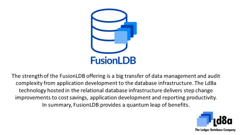 FusionLDB slide intro